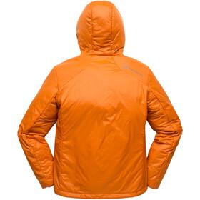 Big Agnes Barrows Jacket Men orange/gray